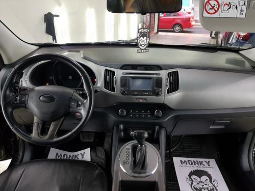 kia sportage 2015 ex full automática negra