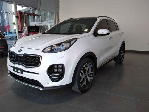 kia sportage 2017 5p sxl l4/2.4 aut awd
