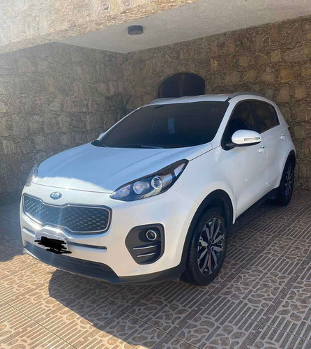 kia sportage 2019 2.0 ex 4x2 flex aut. 5p