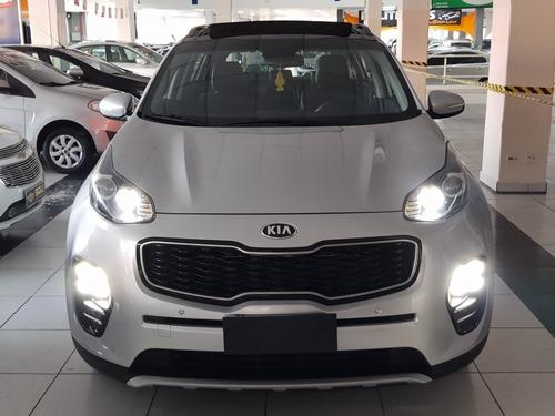 kia sportage 2019 2.0 ex 4x2 flex aut. (new) 5p