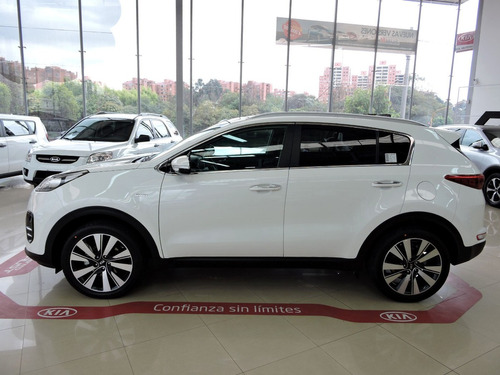 kia sportage 2019 techo all new automatica