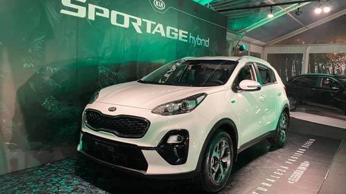 kia sportage 2020 automatica desire hibrida