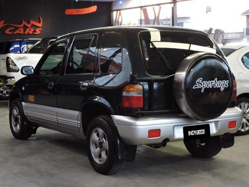 kia sportage 2.2 d mr 4x4 1997