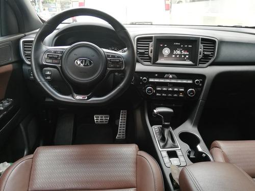 kia sportage 2.4 sxl awd at 2018