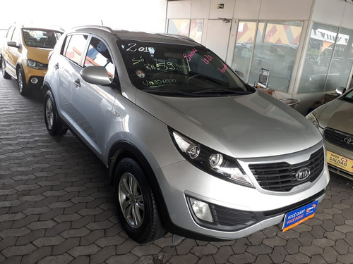kia - sportage 4x2-at lx 2.0 16v 4p 2012