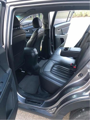 kia sportage 4x2 automatica/cuero 2013
