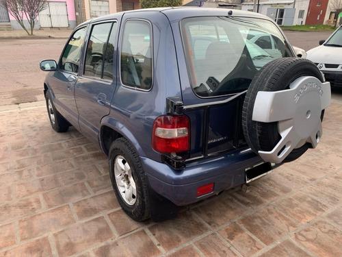 kia sportage 4x4 2003