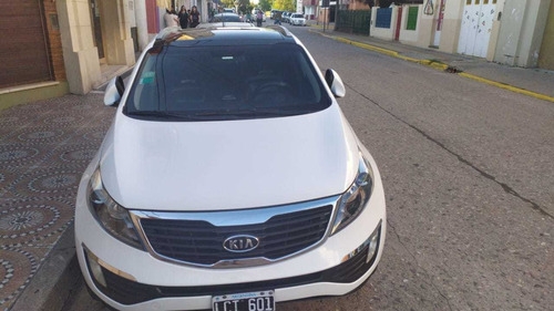 kia sportage 4x4 at6 cuero impecable