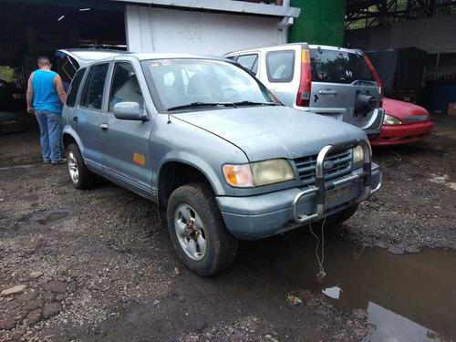 kia sportage  93,2002 gasolina  manual y automático