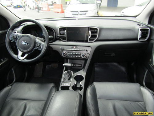 kia sportage all new emotion 4x2 at