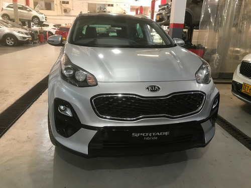 kia sportage all new hibrida 2021 desire