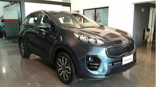 kia sportage at 4x2 nafta 2017