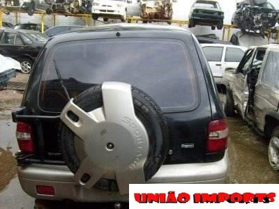 kia sportage autom gas 1999 (para reposição de peças)