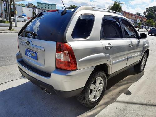 kia sportage  ex 2.0 16v (aut)(p.255) gasolina automático