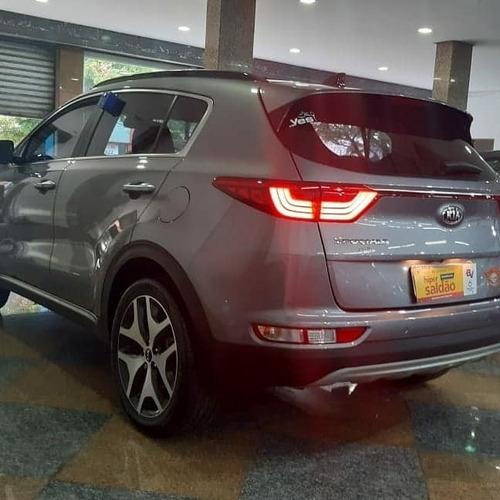 kia sportage ex 2.0 416v flex aut - 2019 (único dono)
