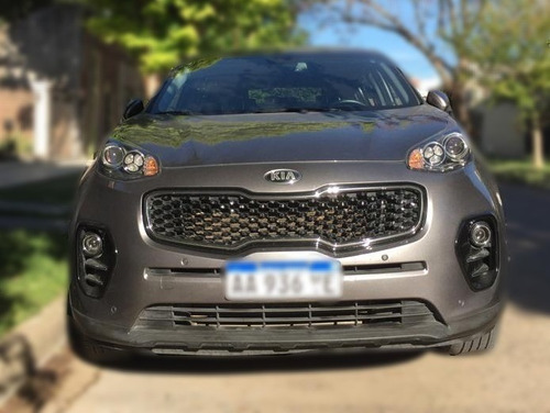 kia sportage ex 2.0 at 4x2