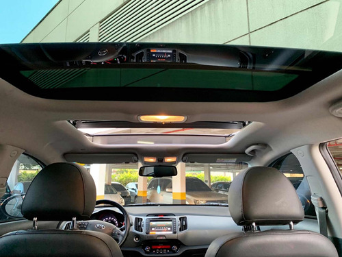 kia sportage ex 2.0 aut com teto solar impecavel