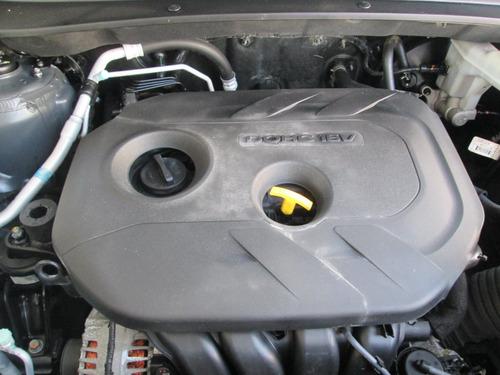 kia sportage ex 2016 4 cilindros gris oxford