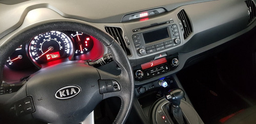 kia sportage ex ( intermediária ) 2.0 2012  automática