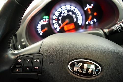 kia sportage ex2 automática | ú. dono + revisões kia +teto