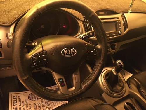 kia sportage full 2016 full deluxe gris mineral sunroof