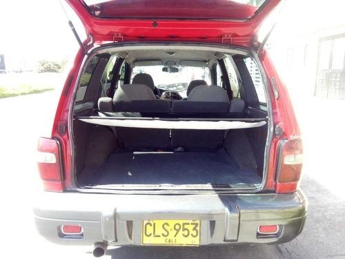 kia sportage grand 2003 4x4 mecánica full equipo tipo vitara