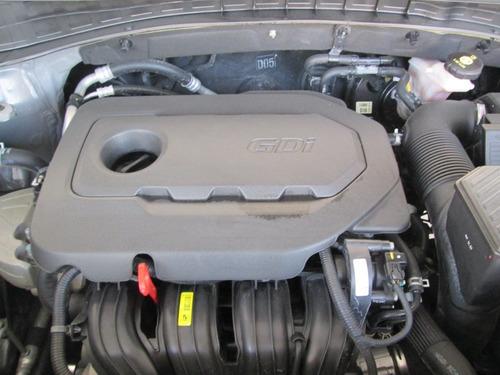 kia sportage gt 4 cilindros, automatica, 2017 gris oxford
