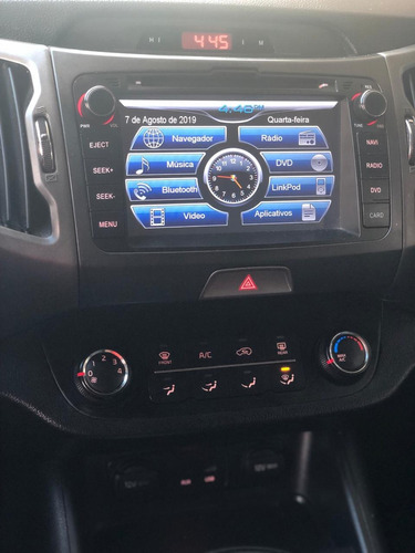 kia sportage lx 2.0 16v aut. 2014 - impecavel