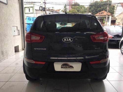 kia sportage lx 4x2 16v flex 4p automático 2013/2014