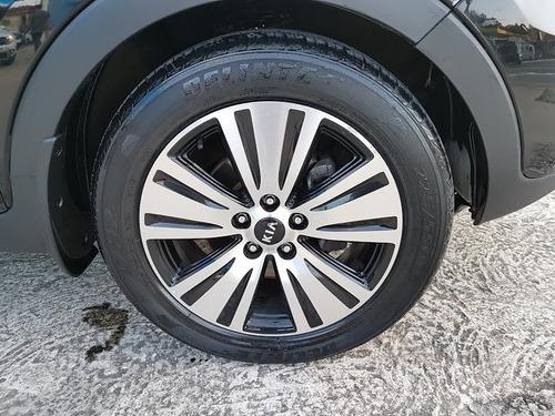 kia sportage lx blindado 2015 4x4 automático impecável