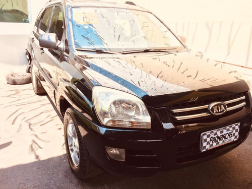 kia sportage manual  4p