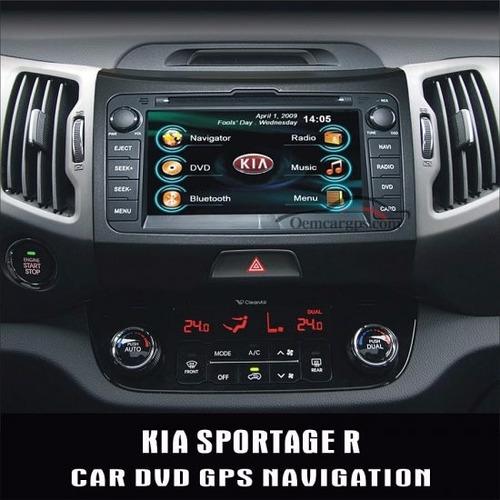 kia sportage revolucion radio original pantalla