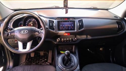 kia sportage sportage revolution mec 4x4 gasolina 2012
