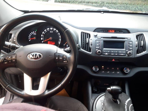 kia sportege 2013  2.0 ex 2wd 163cv at impecable 2 dueño