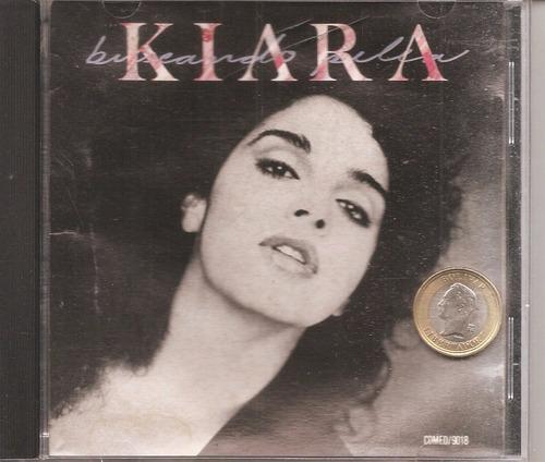 kiara    - cd original - un tesoro músical