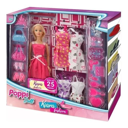 kiara fashion vestidos carteras y accesorios poppi doll