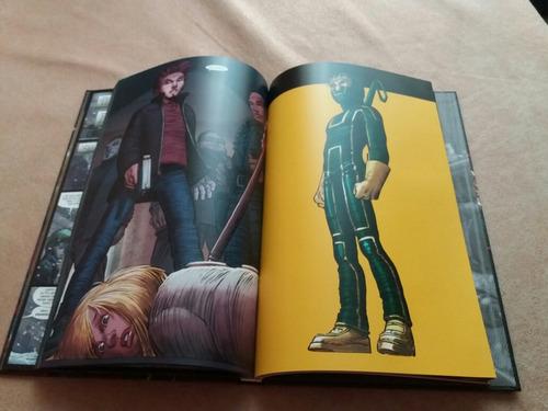 kick ass 3 edição de luxo em capa dura