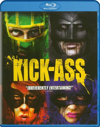 kick ass - bluray