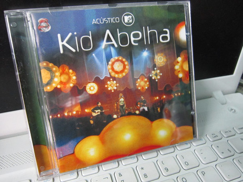 kid abelha, cd  acústico mtv, 2002