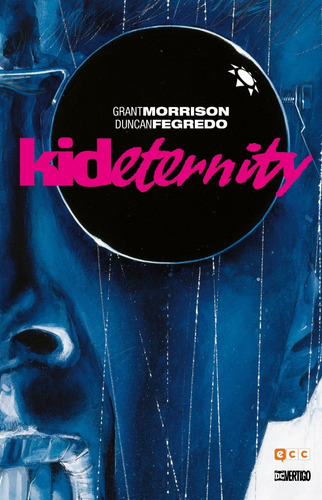 kid eternity (morrison) - vertigo ecc comics - robot negro