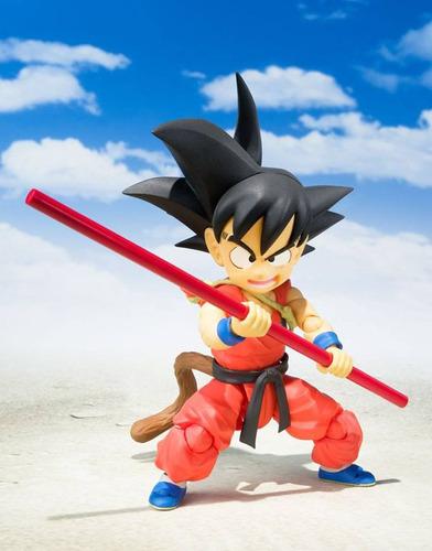 kid goku dragon ball bandai sh figuarts precio fijo