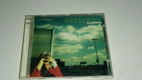 kid loco dj kicks cd