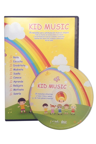 kid music (versión digital)
