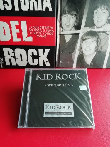 kid rock - rock n roll jesus