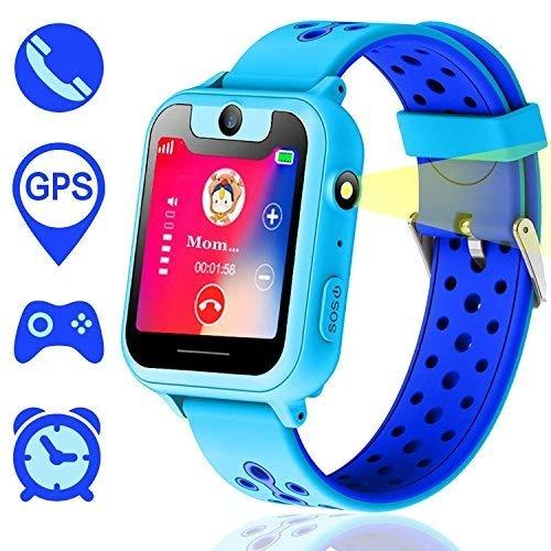 Kid Muñeca Smart Watch Tracker Reloj Para Juego Gps De 54q3ARjL