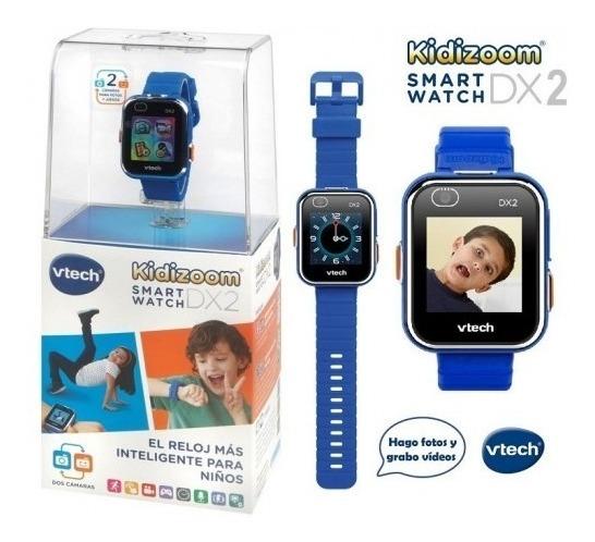 Kidizoom Smart Watch Dx2 De Vtech Azul Rosquillo Toys