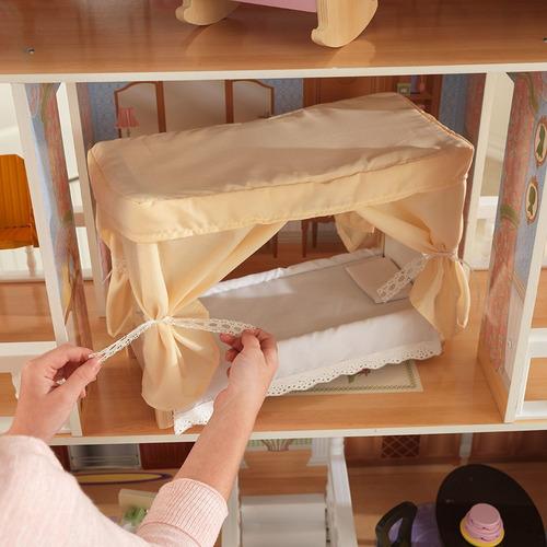 kidkraft casita de muñecas savannah casa