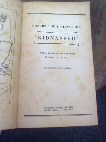 Que significa en ingles kidnapped