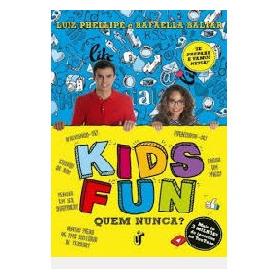 Kids Fun - Quem Nunca? Luiz Phellipe E Ra