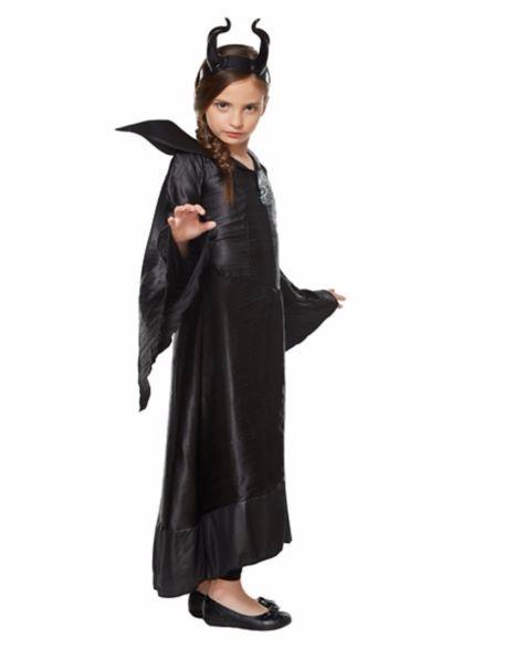 Kids Maleficent Costume Deluxe Maleficent
